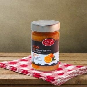 Μαρμελάδα Πορτοκάλι χωρίς ζάχαρη