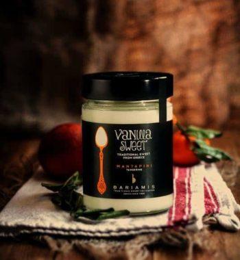 Vanilla Sweet Μανταρίνι