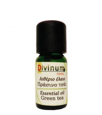 Αιθέριο έλαιο πράσινο τσάι