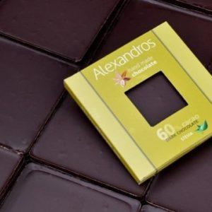 Σοκολάτα υγείας Στέβια