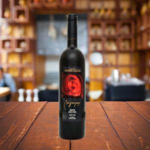 Κόκκινο βιολογικο κρασί