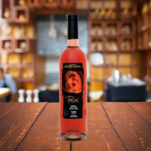 Ροζε βιολογικο κρασι