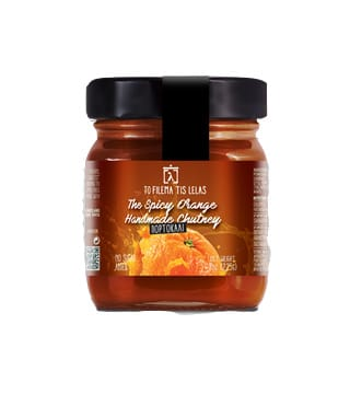 Chutney The Spicy Orange