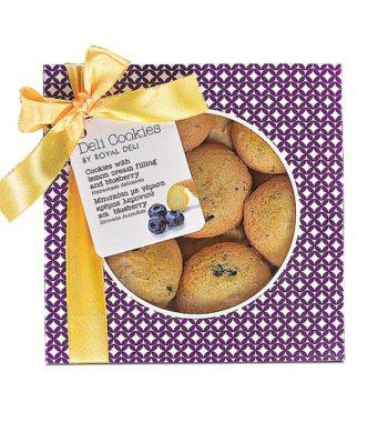 Cookies Λεμόνι & Βlueberry