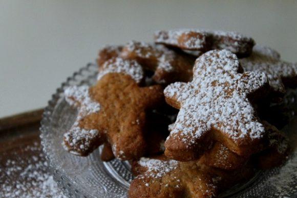 Νηστίσιμα Μπισκότα Gingerbread