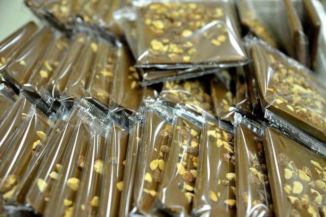 Σοκολάτες Αλέξανδρος