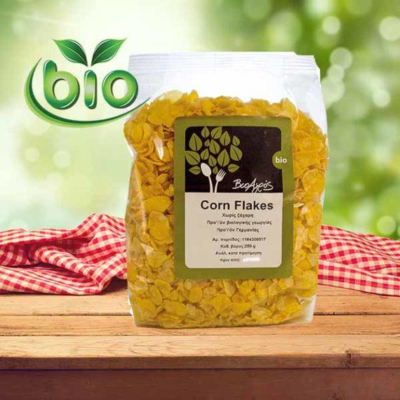 Corn Flakes χωρίς ζάχαρη
