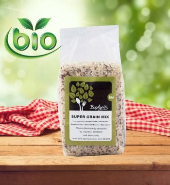 Βιολογικό Μείγμα Ρυζιού