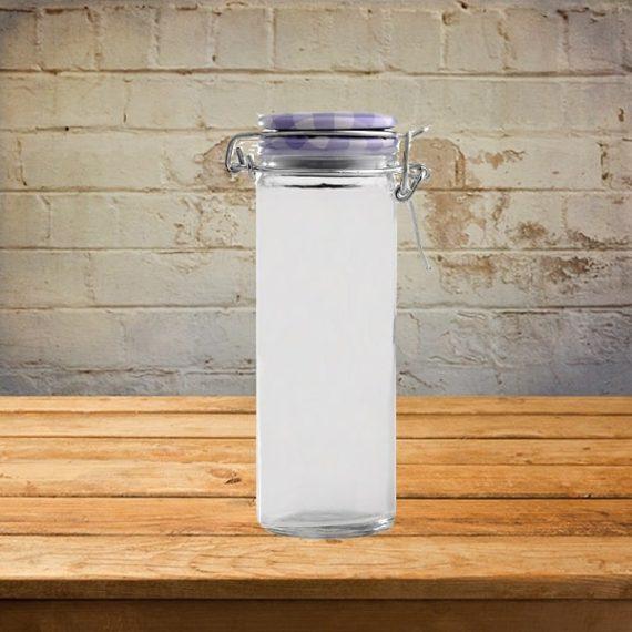 Βάζο γυάλινο 120 ml