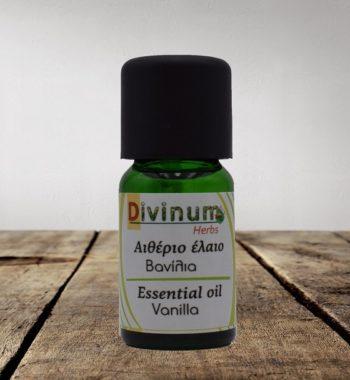 Αιθέριο έλαιο βανίλια